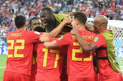 【写真特集】ロシアW杯グループG、イングランド対ベルギー