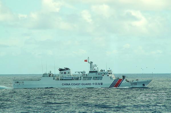 外相抗議後も挑発やまず=中国、「管轄権」行使を誇示-尖閣接続水域に公船10隻