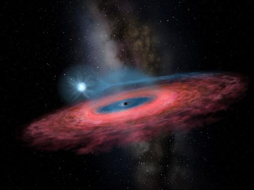 「存在すらしないはず」の巨大な恒星ブラックホール、銀河系内で発見