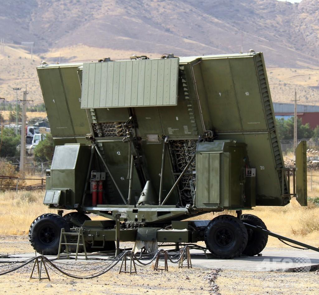 イラン、新防空システムを公開 輸入したレーダーを独自改良 写真1枚 ...