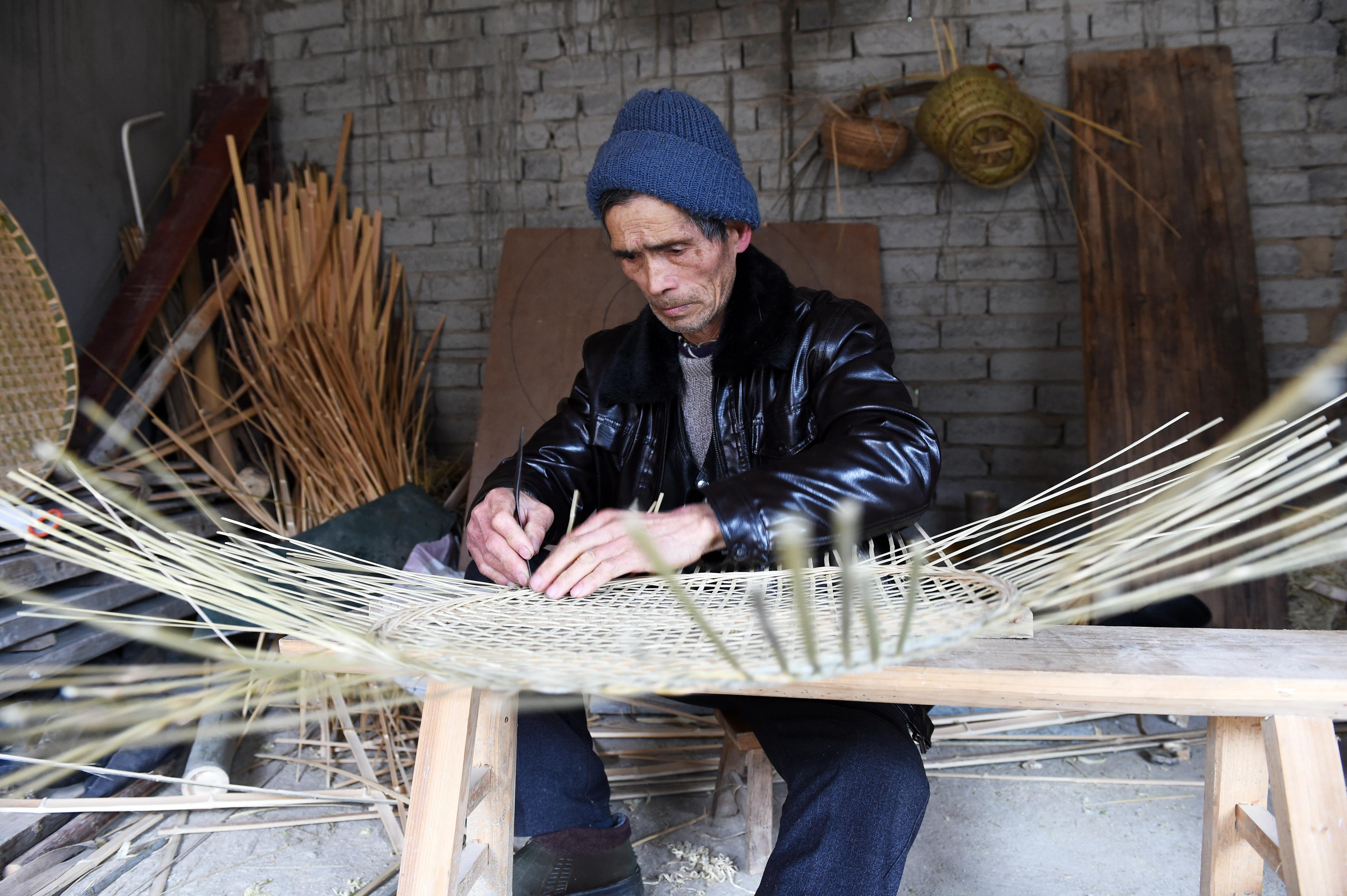 モウソウチクから生まれる商売のヒント 中国・安徽省