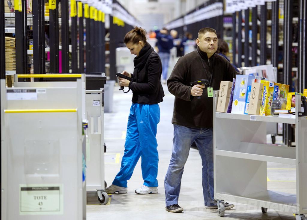 仏議会で「反アマゾン法」可決、オンライン書店の無料配送禁止