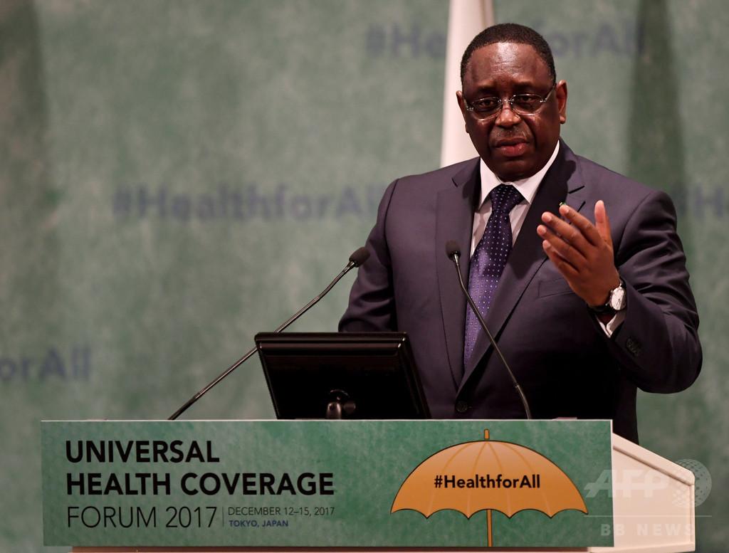 セネガル南部で若者13人殺害、反政府勢力による犯行の可能性