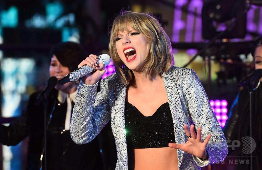 2014年楽曲世界売り上げ、1位はテイラー・スウィフト