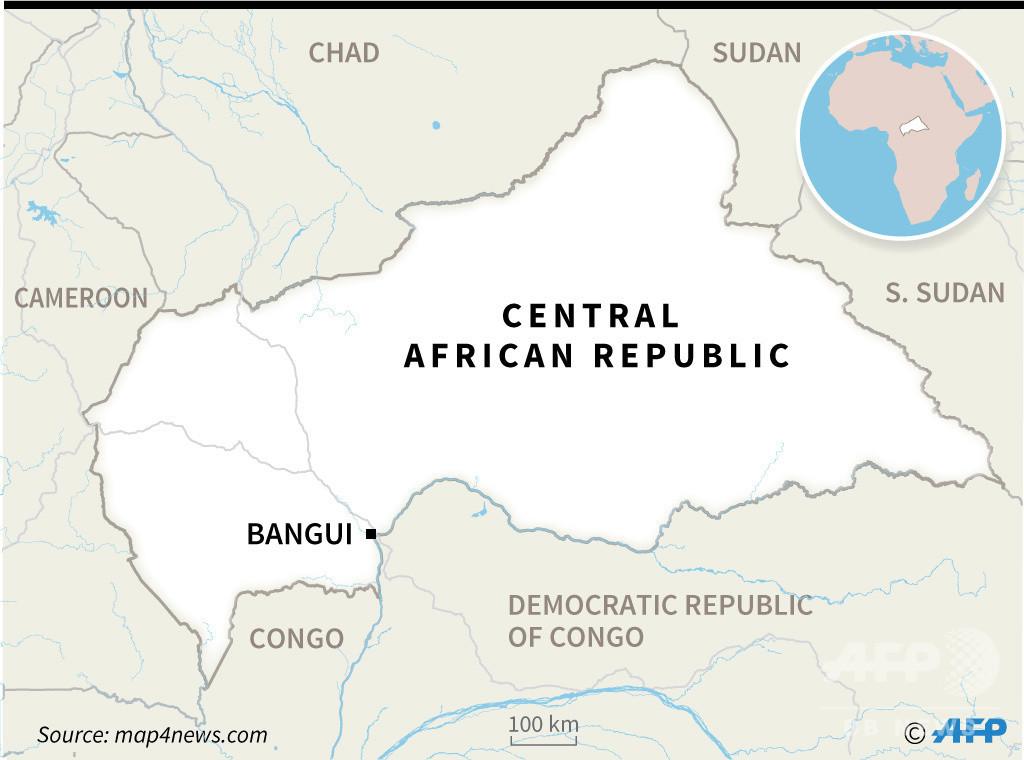 修道女の遺体見つかる、頭部切断との報道 中央アフリカ