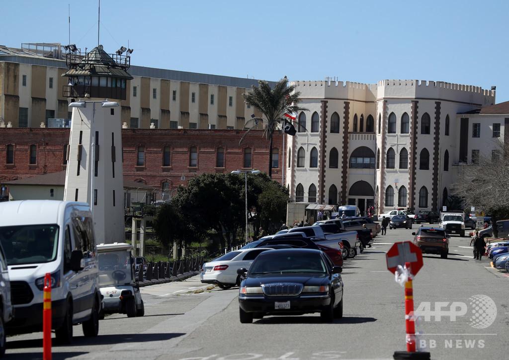 米加州の刑務所、暴力犯除く3500人釈放へ コロナ対策で