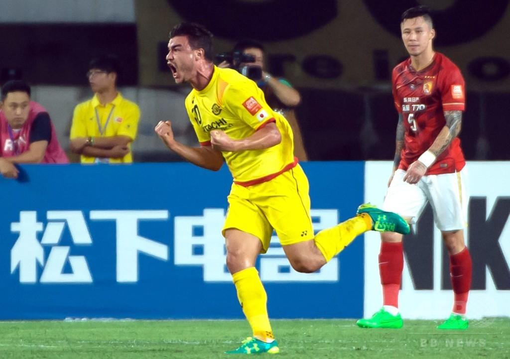 柏、広州に及ばず準々決勝敗退 アジア・チャンピオンズリーグ