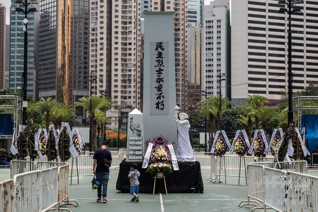 天安門事件から27年、中国当局が人権活動家ら拘束か