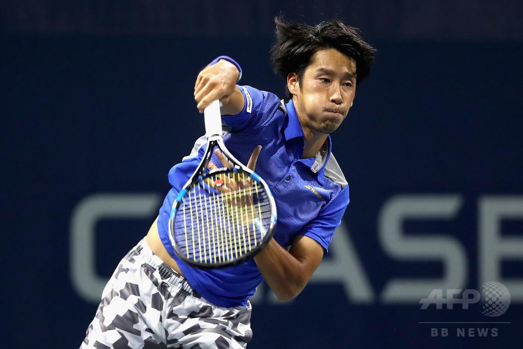 日本はワールドグループ残留、杉田がシングルス2連勝 デ杯
