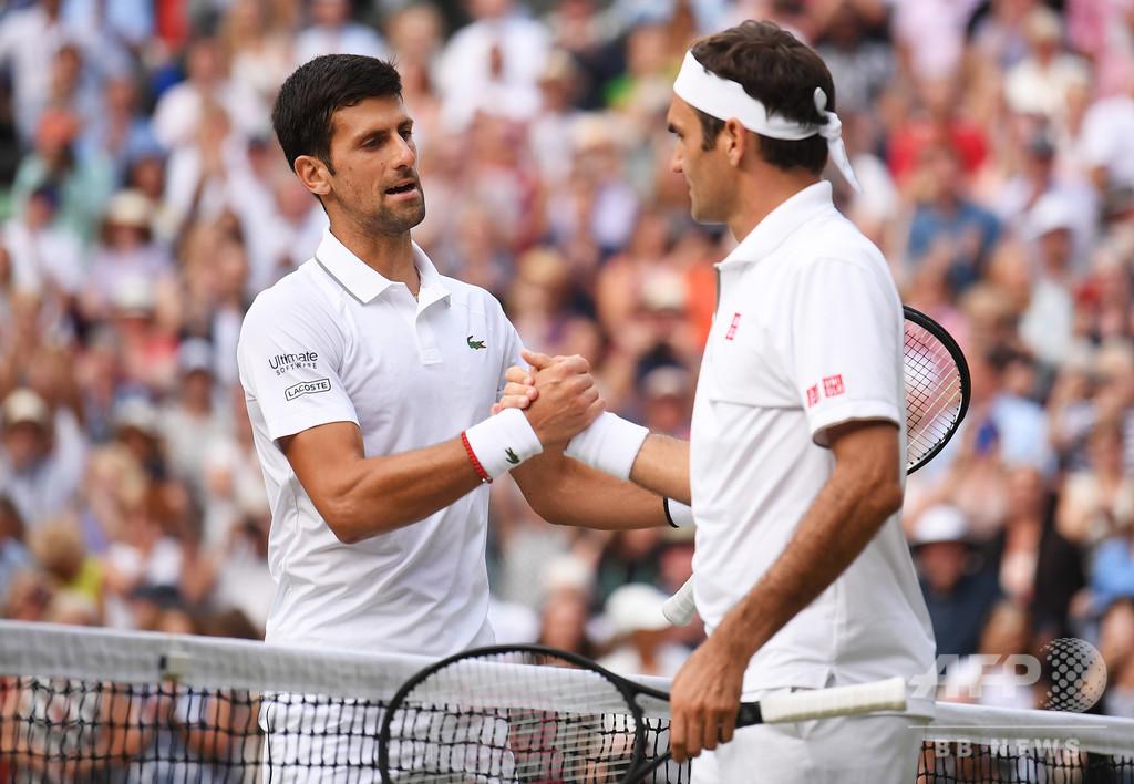 男子テニスの未来は「安泰」、ビッグ3が若手選手を称賛