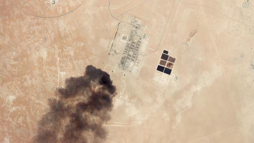 サウジ攻撃、イランから実施と断定 米当局者