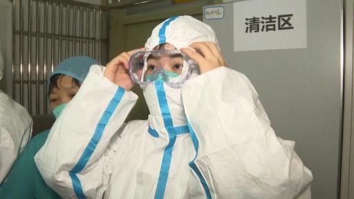 動画:中国の新型ウイルス、米国・台湾でも初確認 感染者300人超