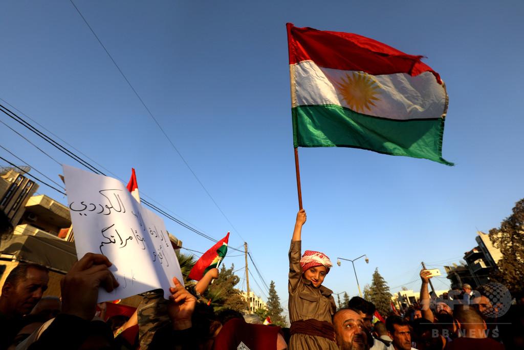 シリアのクルド人、抑圧から自治への歴史