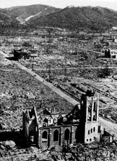 広島、65回目の「原爆の日」