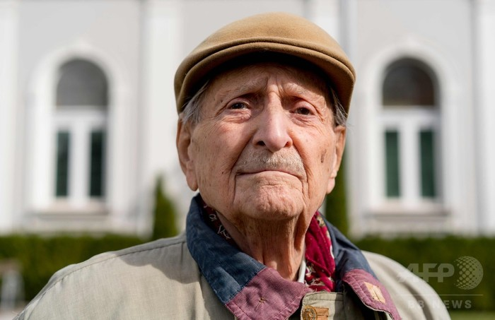 104歳のホロコースト生存者、アンシュルスについて語る