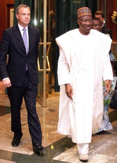 ナイジェリアの大統領