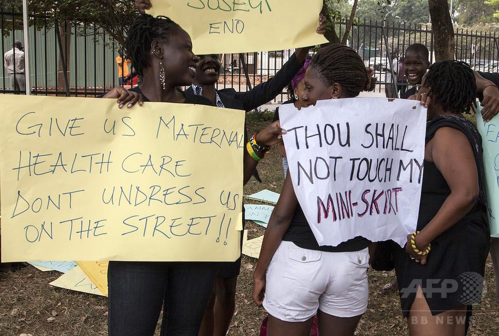 ウガンダ当局、性教育家2人をポルノ法違反で逮捕