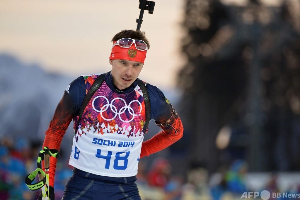 ロシアの元選手、2個目の五輪金メダル剥奪「組織的」薬物違反で