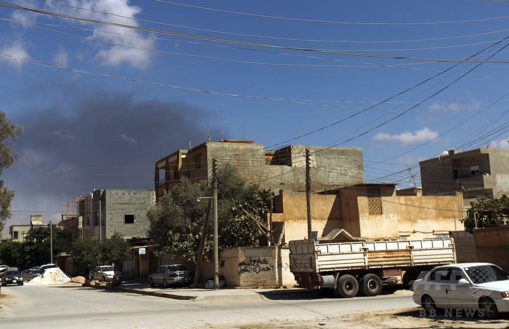 混迷深まるリビア、首都はイスラム勢力の支配下に 複数政権並立