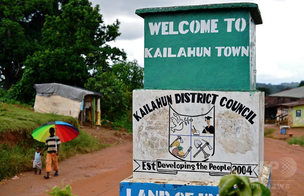 エボラ熱拡大のシエラレオネで食糧危機の恐れ、国連が警告