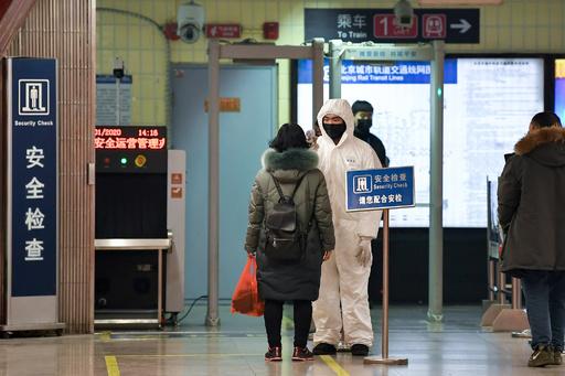 乗客戻らず…北京の地下鉄、朝の通勤ピーク乗車率は3割未満