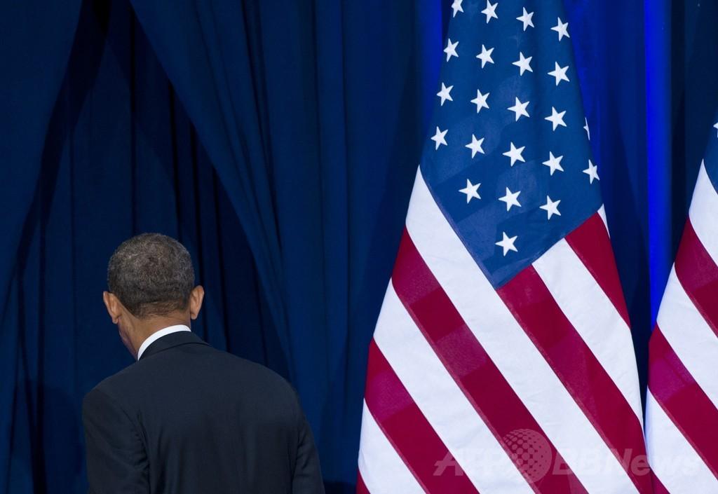 オバマ大統領のNSA改革案、米世論調査の7割が不信感