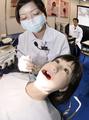 へまをすると「痛い」と叫ぶ歯科実習用の患者ロボット、国際ロボット展に登場