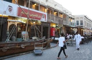 中東カタールで降雨、浸水や冠水が発生