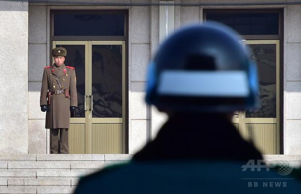 北朝鮮兵士が軍事境界線越え韓国に脱北、6月亡命相次ぐ