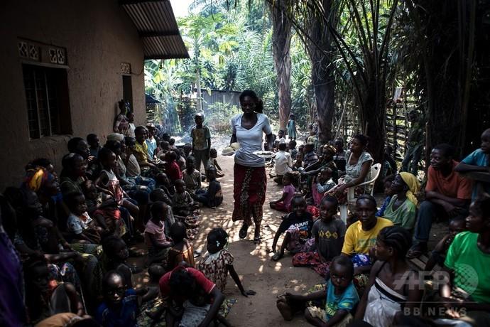 衝突続くコンゴ、8か月で3000人以上死亡 ローマ教会が報告