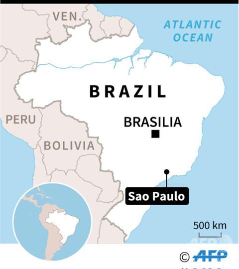 ブラジルの学校で発砲、23人死傷 銃撃犯2人は自殺