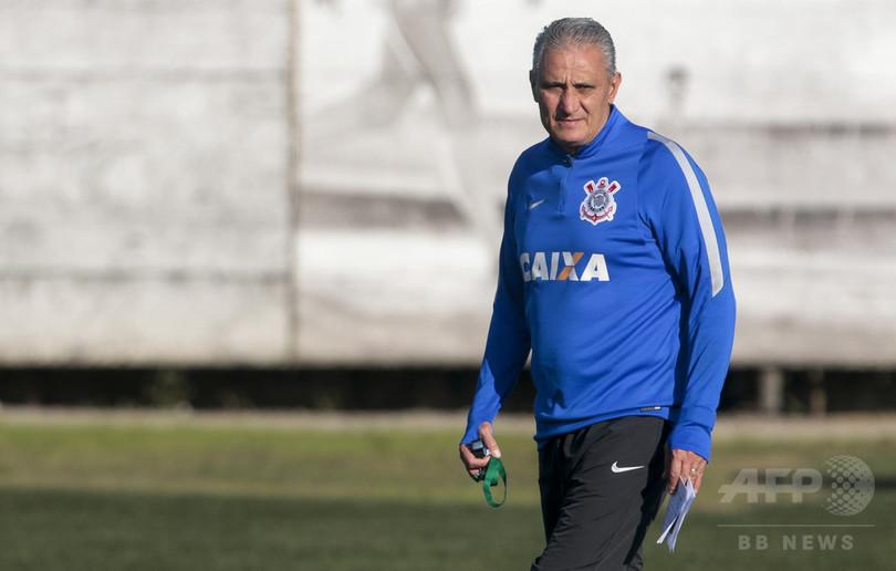 ブラジルの新監督はチッチ氏、リオ五輪代表はU-20監督が指揮
