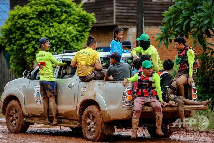 ラオスのダム決壊、ずさんな工事が原因か 行方不明者の捜索難航