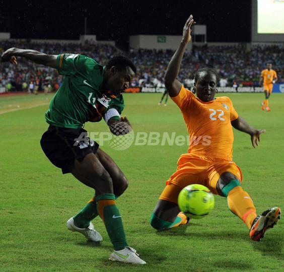 ザンビアがPK戦制し初優勝、アフリカネイションズカップ