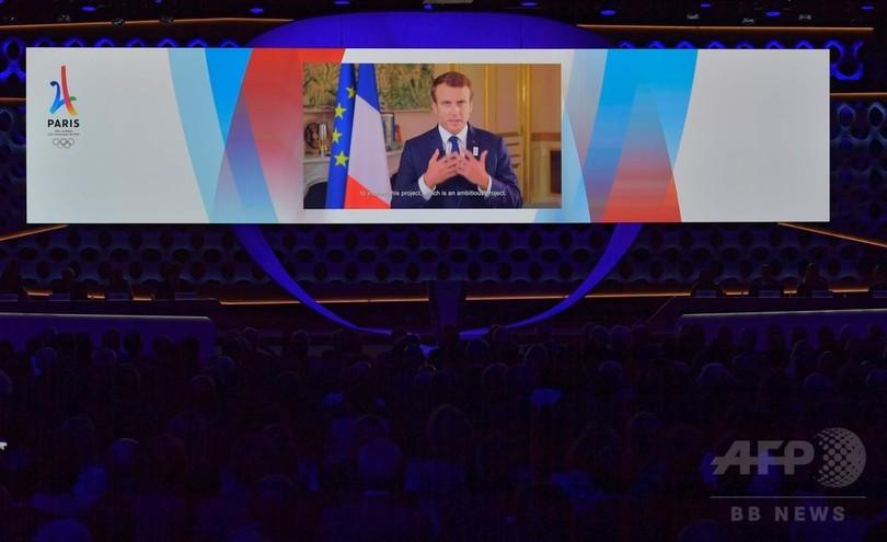夏季五輪、24年パリ・28年ロスに IOCが正式決定