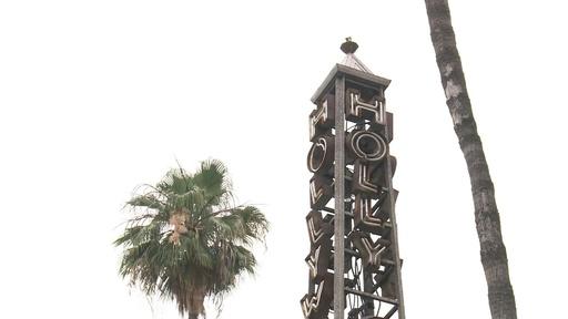 動画:ハリウッドのモンロー像盗まれる、のこぎりで切る男の目撃情報
