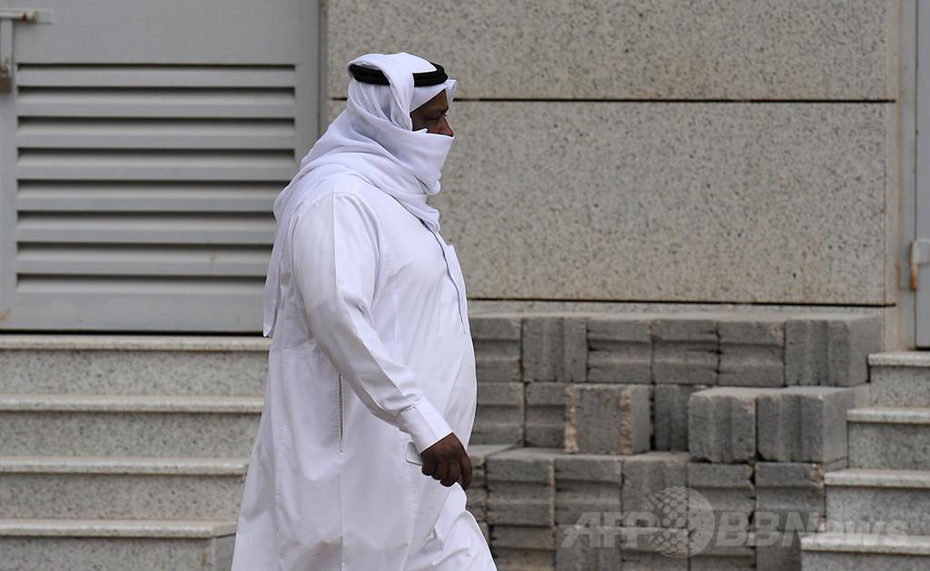 サウジアラビア、MERSによる死者126人に