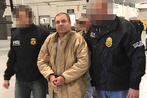 2度脱獄した麻薬王エル・チャポ、「一生出られない」刑務所に収監