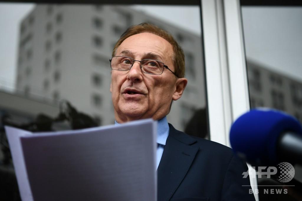 仏アイススポーツ連盟前会長、スポーツ省に慰謝料請求