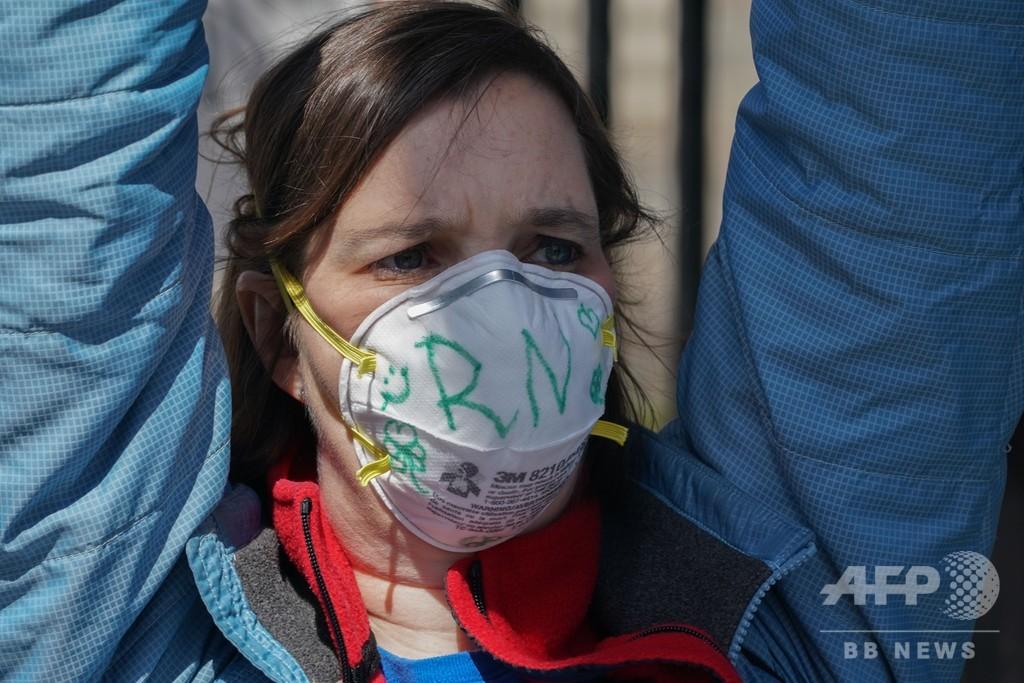 仏政治家「米国人がフランスのマスクを横取り」、米側は否定