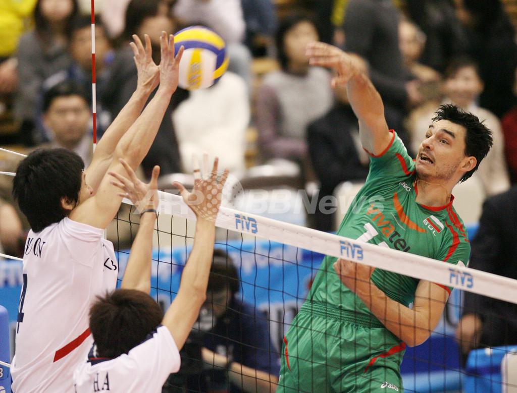 ブルガリア ストレートで韓国を降し4勝目