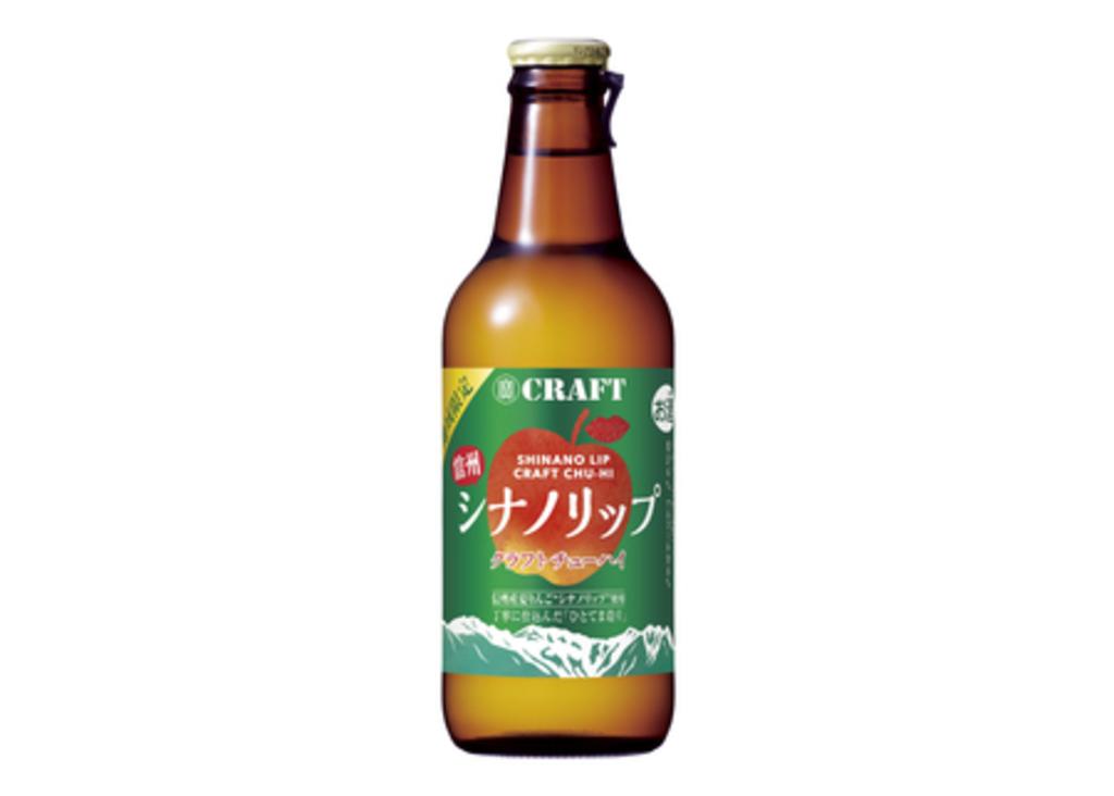 「寶CRAFT」<信州シナノリップ>地域限定新発売
