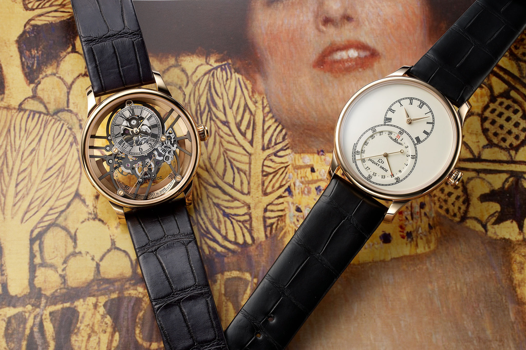 JAQUET DROZ ジャケ・ドロー / 妖艶で官能的な女傑と腕時計