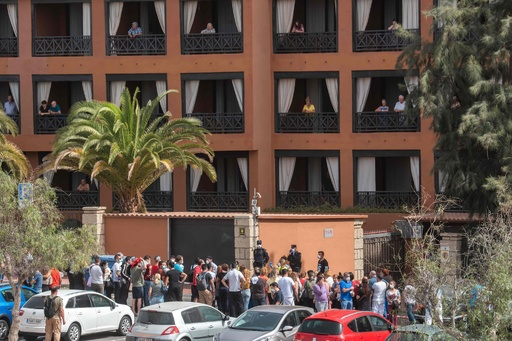 新型ウイルス、イタリア南部に感染拡大 近隣国は国境閉鎖しない方針