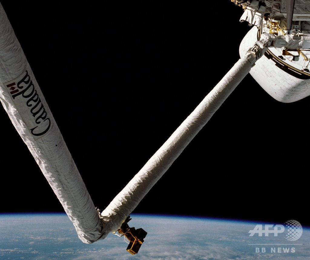カナダも「月へ」、NASA有人月面探査に参加表明