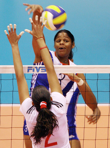 キューバ ペルーに完勝で大会3勝目