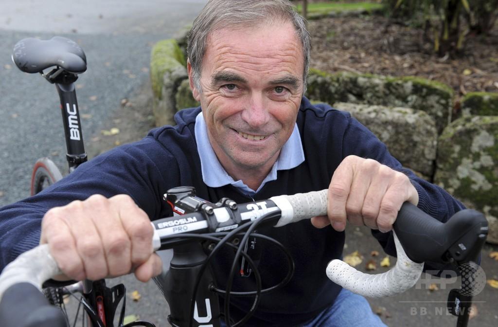 ツール5度制覇の伝説イノー氏、還暦の節目に自転車界を斬る