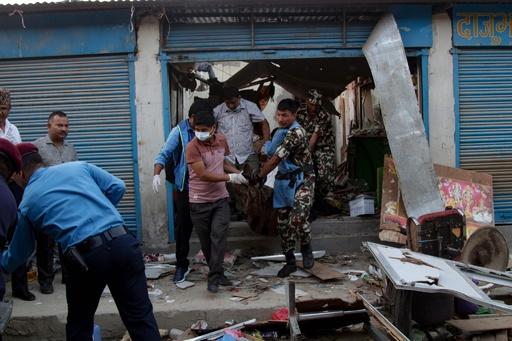 ネパール首都で爆発3件、4人死亡 毛沢東主義派が関与か