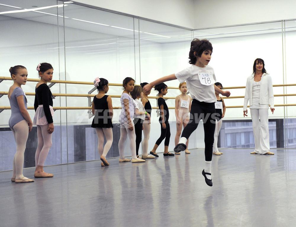 目指すは未来のプリモ・プリマ!バレエスクールでオーディション 写真 ...