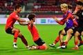 韓国が延長戦制しアジア杯8強、金珍洙の劇的弾でバーレーン下す